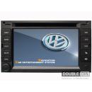 OEM Multimedia Double Din/Двоен Дин - DVD, GPS, TV за VW PASSAT / JETTA / POLO / GOLF, SKODA OCTAVIA I / SUPERB