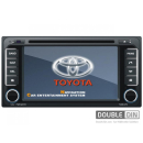 OEM Multimedia Double Din Двоен дин за TOYOTA RAV4/COROLLA(2004-06)/VIOS/PREVIA/HYLUX
