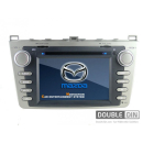 OEM Multimedia Double Din/Двоен Дин - DVD, GPS, TV за MAZDA 6