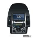 OEM Multimedia Double Din / Двоен дин DVD GPS TV за Hyundai i30