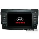 OEM Multimedia Double Din / Двоен дин DVD GPS TV за Hyundai Sonata 2009