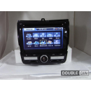 OEM Multimedia Double Din / Двоен дин DVD GPS TV за Honda City 2