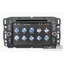 OEM Multimedia Double Din / Двоен дин DVD GPS TV за HUMMER H2
