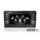 OEM Мултимедия,Двоен дин DVD GPS TV за Audi A3 2003-2010