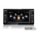 Double Din / Двоен дин DVD GPS TV за Mitsubishi Outlander 2013