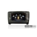 OEM Мултимедия,Двоен дин DVD GPS TV за Audi TT