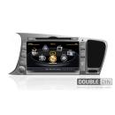 OEM Мултимедия,Двоен дин DVD GPS TV за KIA K5