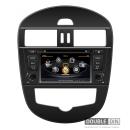 OEM Мултимедия, Двоен дин за Nissan TIIDA 2012
