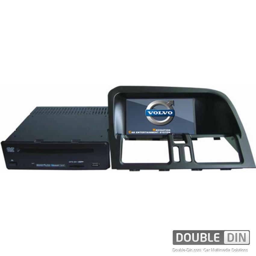 OEM Multimedia Double Din / Двоен дин DVD GPS TV за Volvo XC60