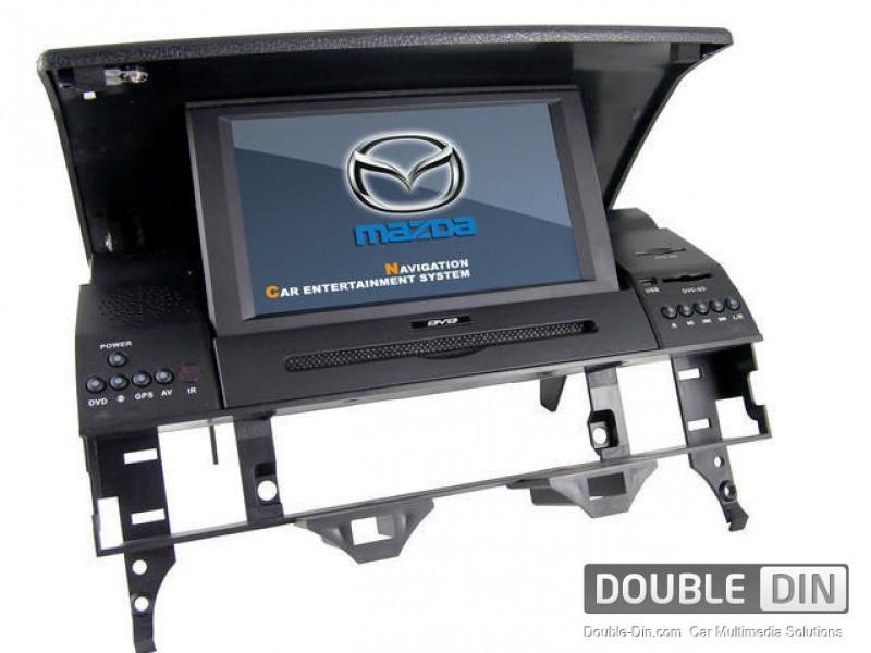Навигация / Мултимедия с Android 5.1 за Mazda 6 - DD-6509