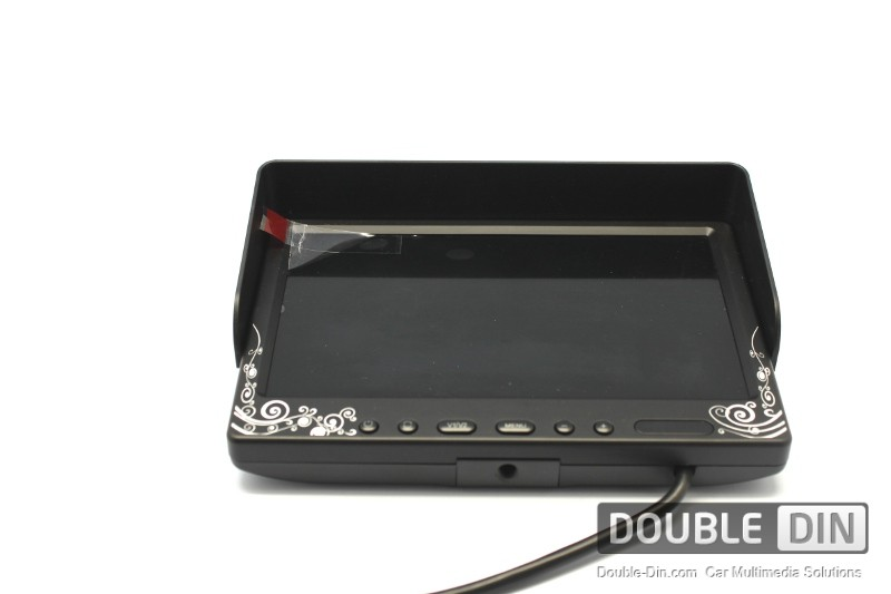 "7"" широкоформатен LCD цветен дисплей"