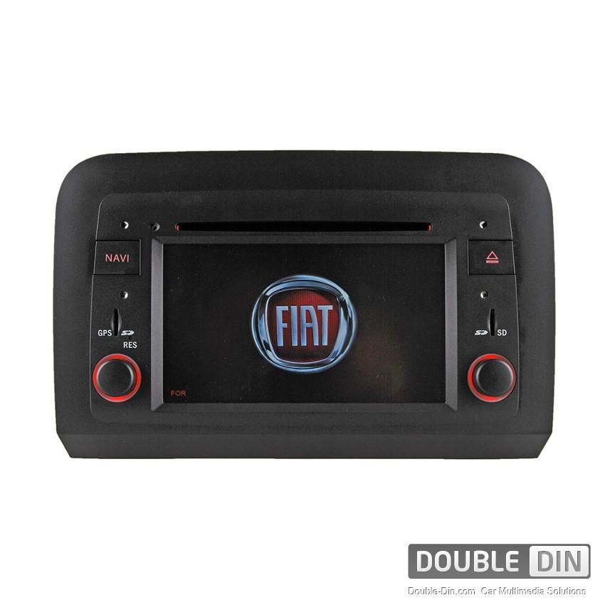 OEM Multimedia Double Din / Двоен дин DVD GPS TV за Fiat Croma