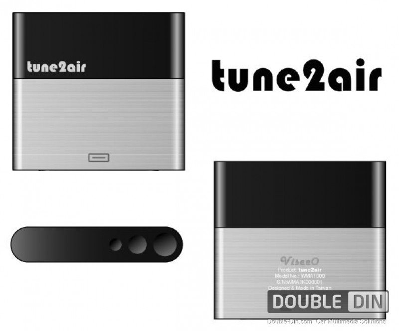 ViseeO Tune2Air WMA1000 Bluetooth iPod/iPhone, Android адаптер