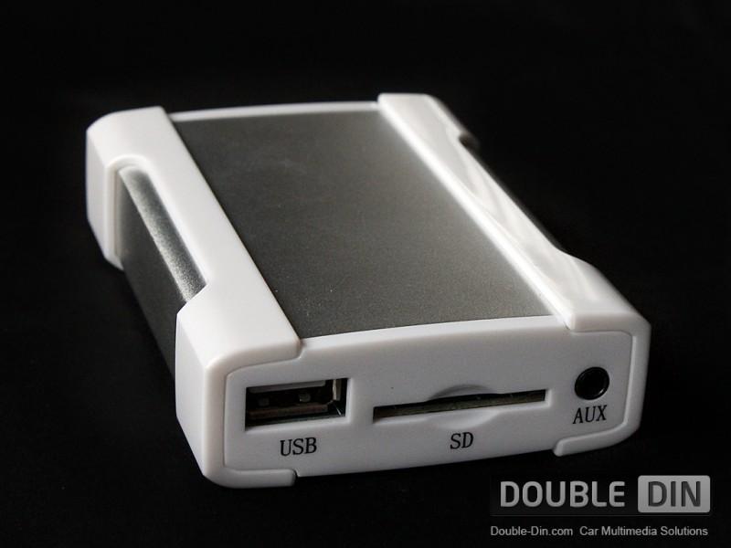 XCarLink Всичко в Едно USB, SD, AUX, iPod, iPhone MP3 Интерфейс за Acura
