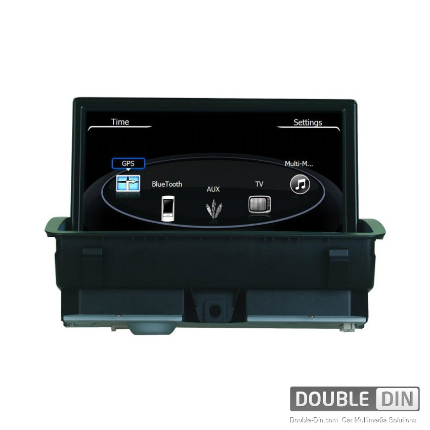 oem multimedia double din gps tv audi a1. Black Bedroom Furniture Sets. Home Design Ideas