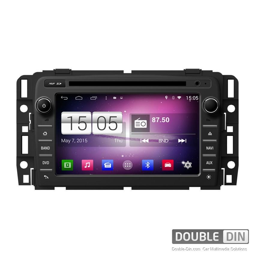 Навигация / Мултимедия с Android за GMC Acadia - DD-M284