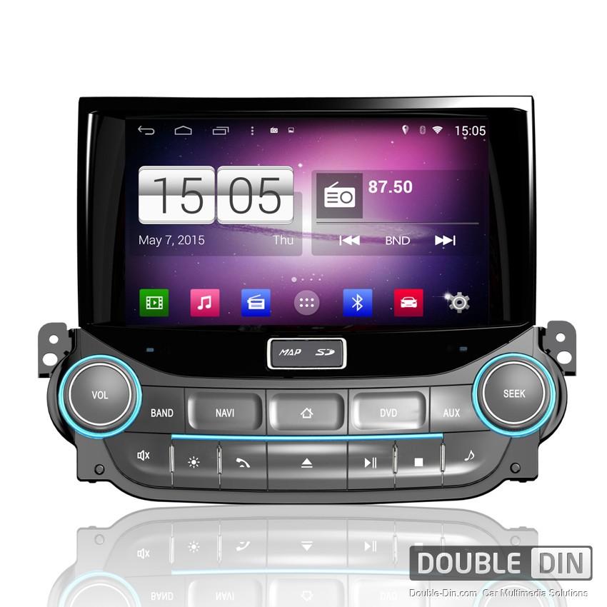 Навигация / Мултимедия с Android за Chevrolet Malibu - DD-M169