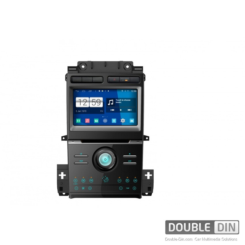 Навигация / Мултимедия с Android за Ford Taurus - DD-M276