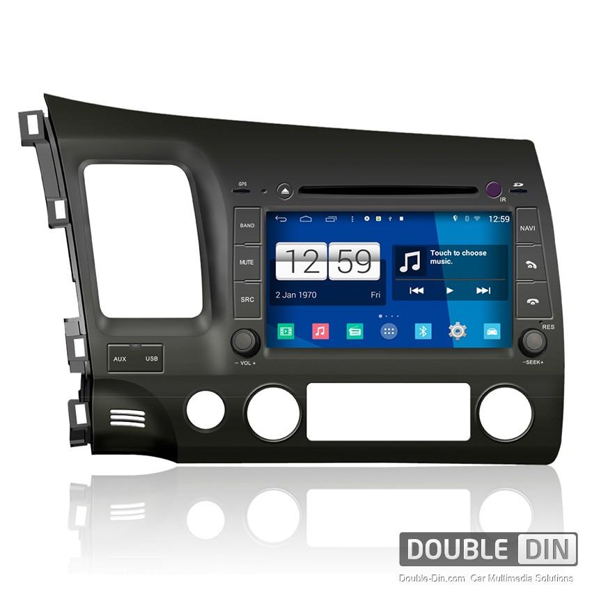 Навигация / Мултимедия с Android за Honda Civic - DD-M044