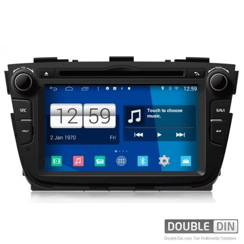 Навигация / Мултимедия с Android за Kia Sorento - DD -M224