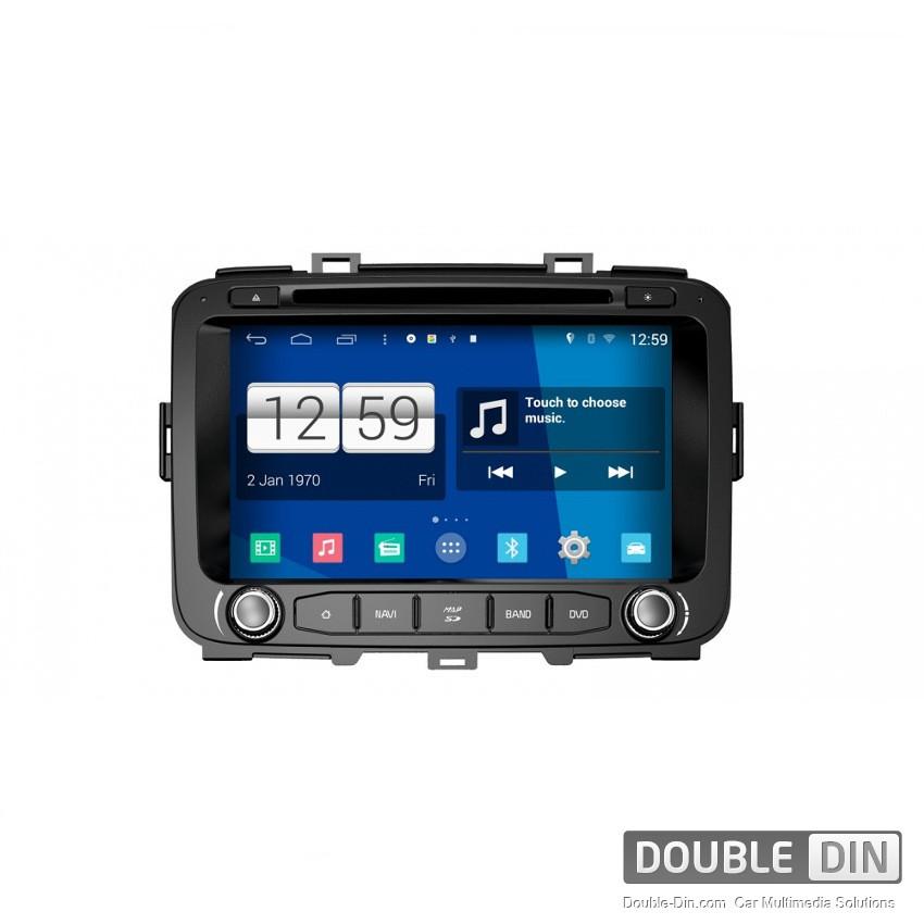 Навигация / Мултимедия с Android за Kia Carens - DD -M278