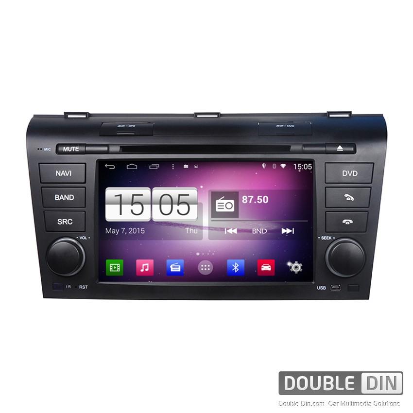 Навигация / Мултимедия с Android за Mazda 3  - DD-M161