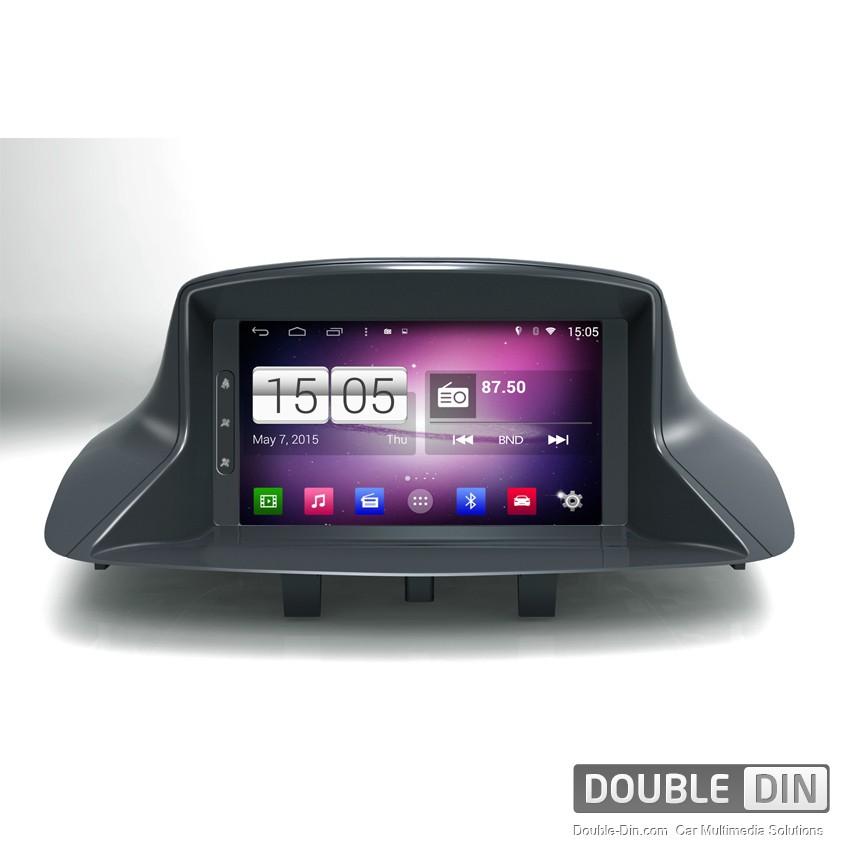 Навигация / Мултимедия с Android 9.0 Pie за Renault Megane III - DD-M145