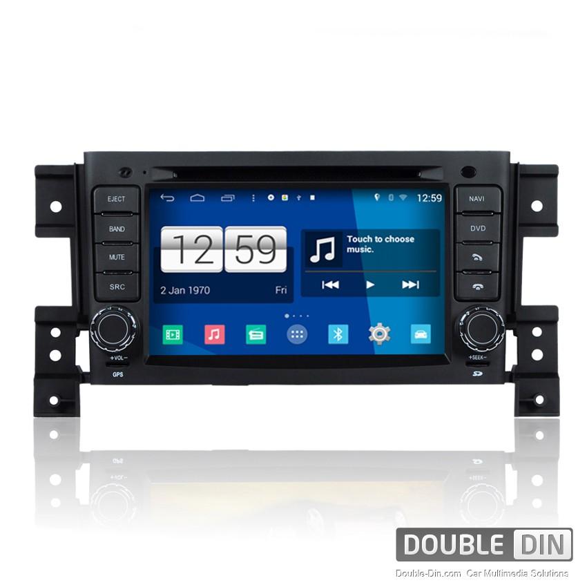 Навигация / Мултимедия с Android за Suzuki Grand Vitara - DD-M053