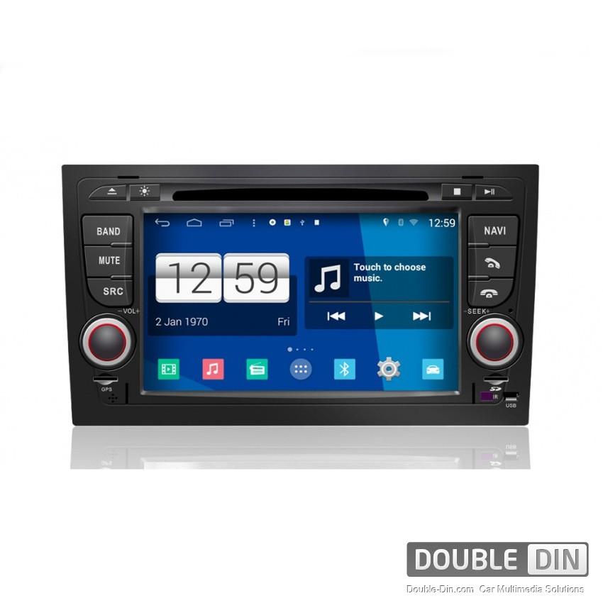 Навигация / Мултимедия с Android за Audi A4/S4/RS4 - DD-M050