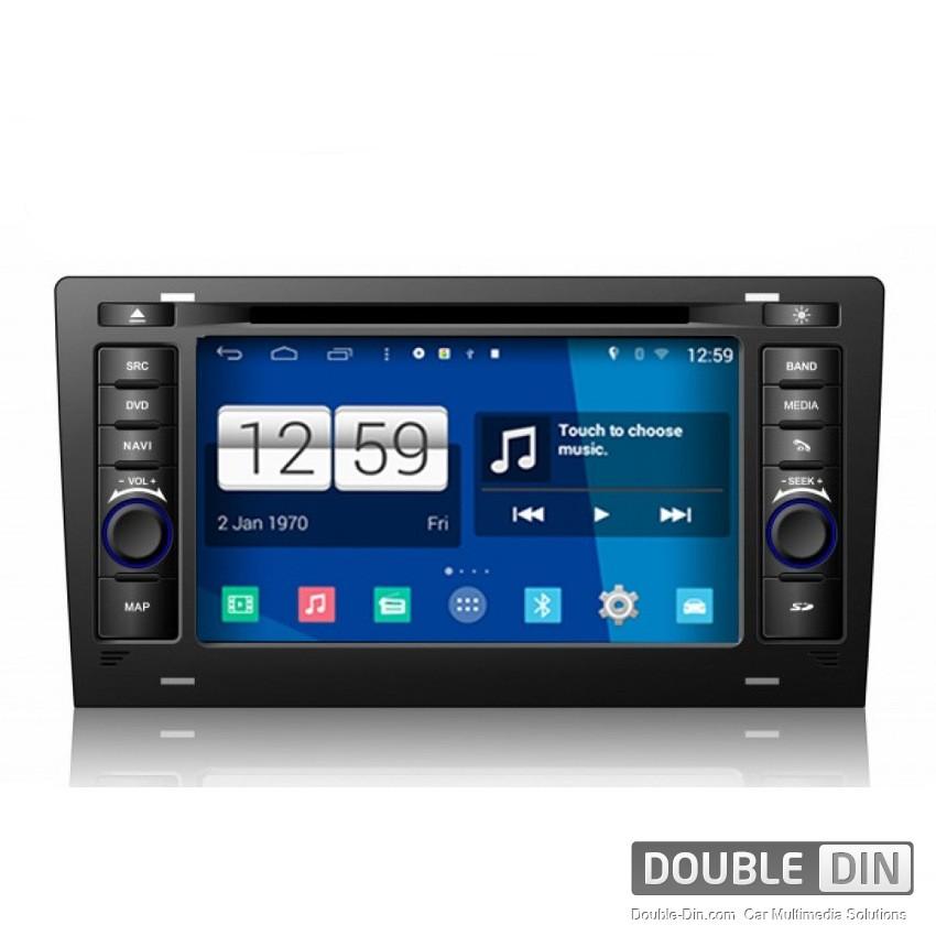 Навигация / Мултимедия с Android за Audi A8/S8  - DD-M221