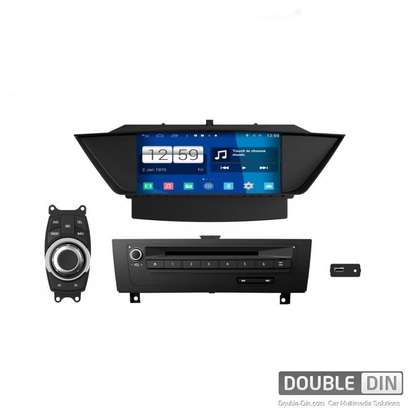 Навигация / Мултимедия с Android за BMW X1 E84 - DD-M219