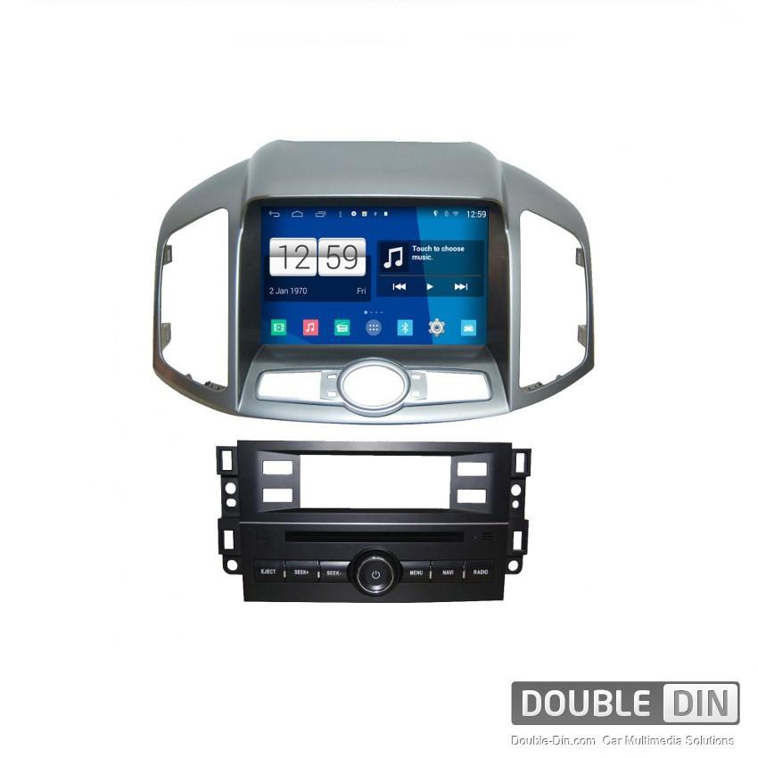 Навигация / Мултимедия с Android за Chevrolet Captiva - DD-M109