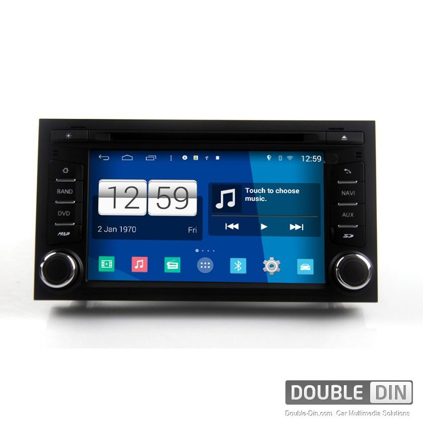 Навигация / Мултимедия с Android за Seat Leon - DD-M306
