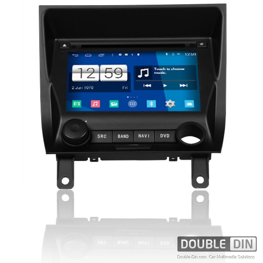 Навигация / Мултимедия с Android за Peugeot 405 - DD-M151