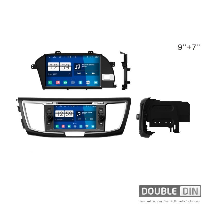 Навигация / Мултимедия с Android за Honda Accord - DD-M262