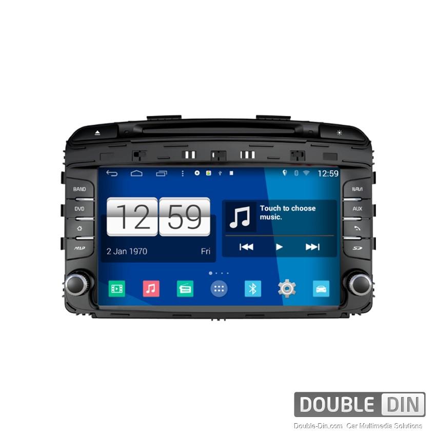 Навигация / Мултимедия с Android за Kia Sorento - DD -M442