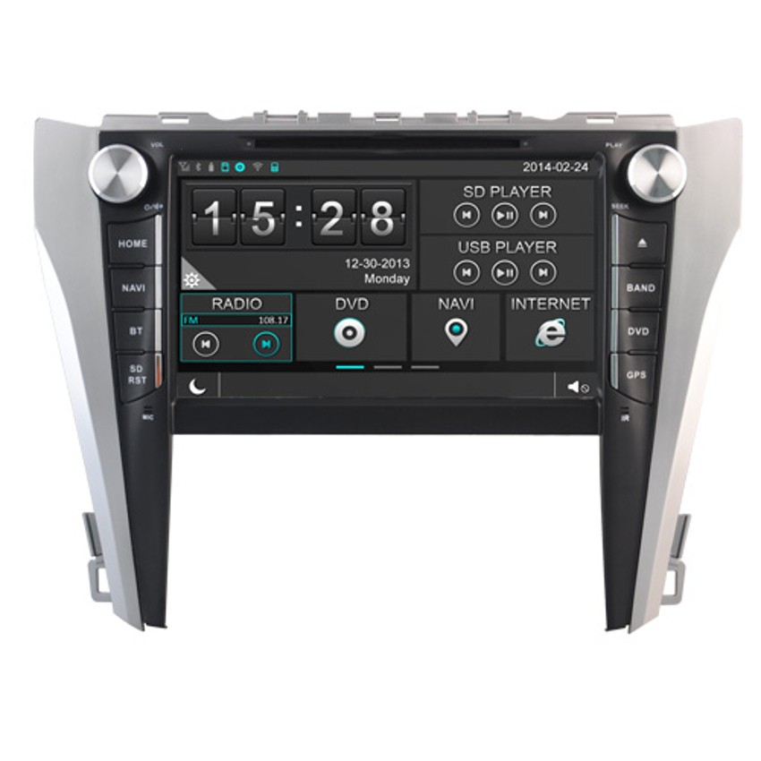 Навигация / Мултимедия за Toyota Camry - DD-8125