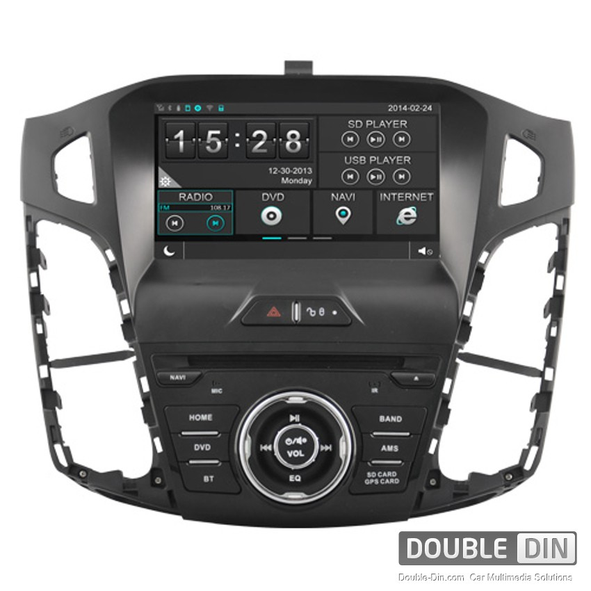 Навигация / Мултимедия  за Ford Focus - DD-8458