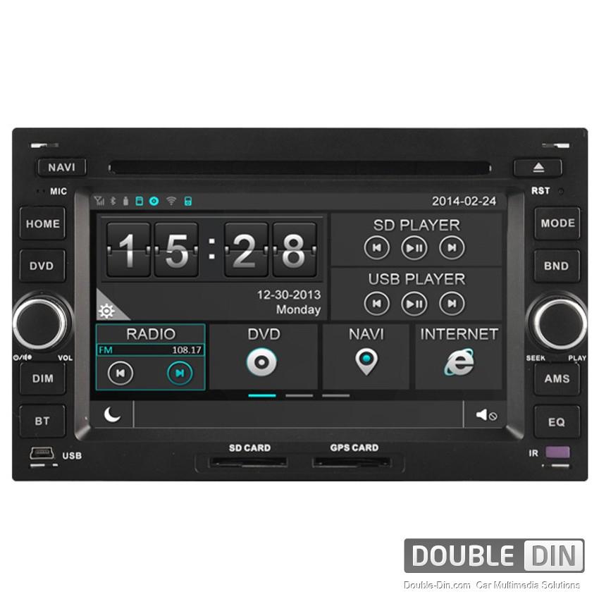 Навигация / Мултимедия за VW Golf, Bora, Polo и други - DD-8245