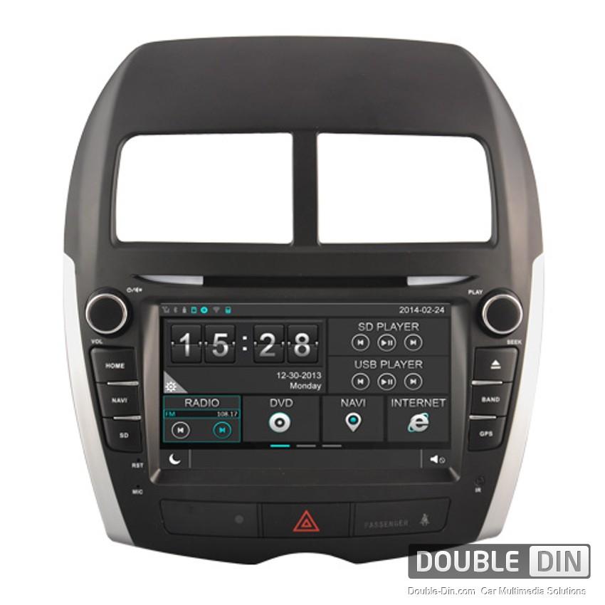 Навигация / Мултимедия за Mitsubishi ASX - DD-8843