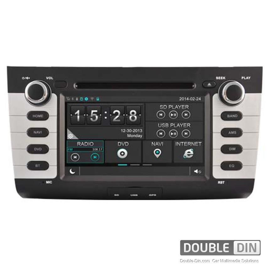 Навигация / Мултимедия за Suzuki Swift - DD-8658