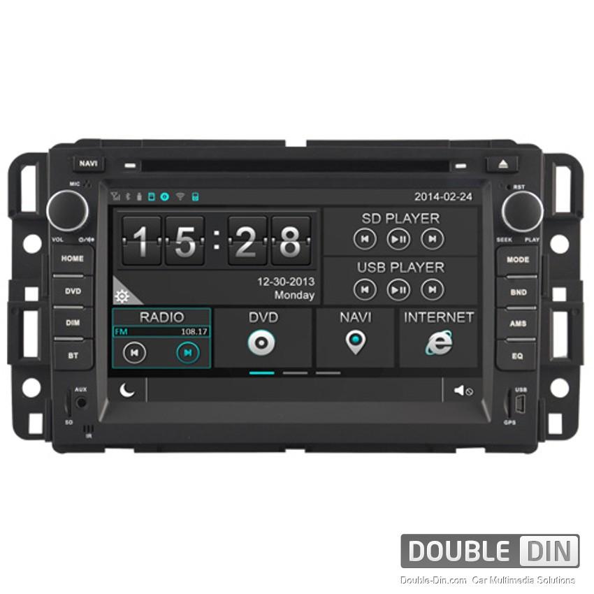 Навигация / Мултимедия за GMC - DD-8972