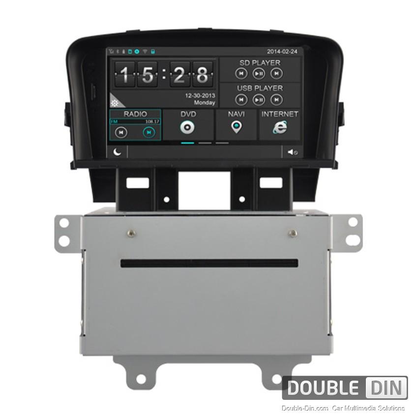 Навигация / Мултимедия за Chevrolet Cruze - DD-8422