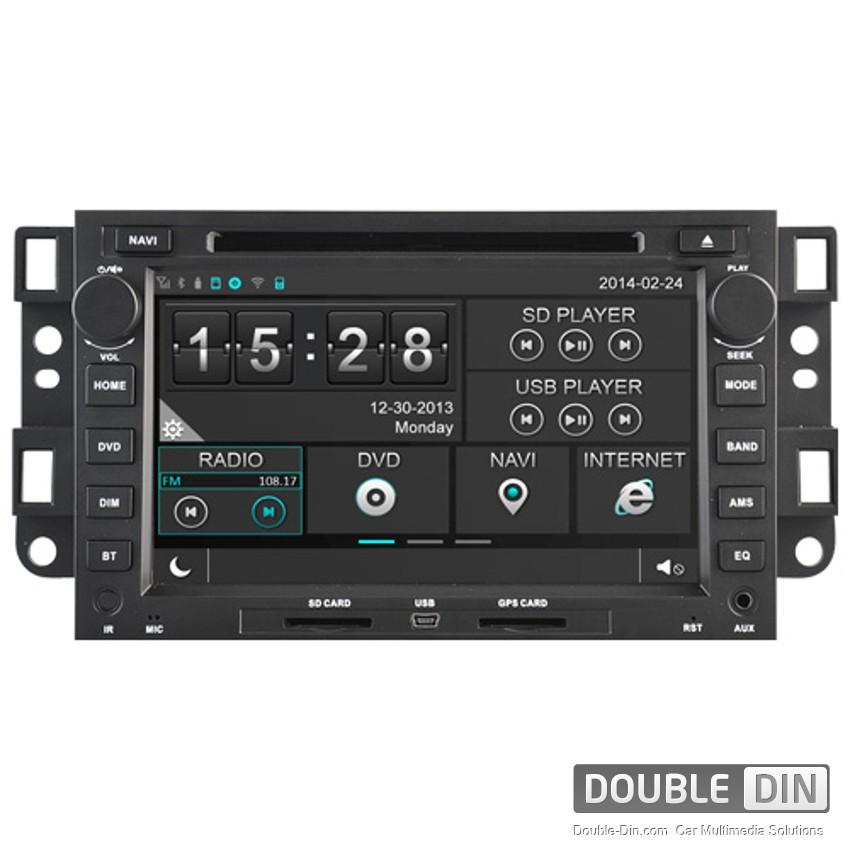 Навигация / Мултимедия за Chevrolet Captiva, Epica и други - DD-8421