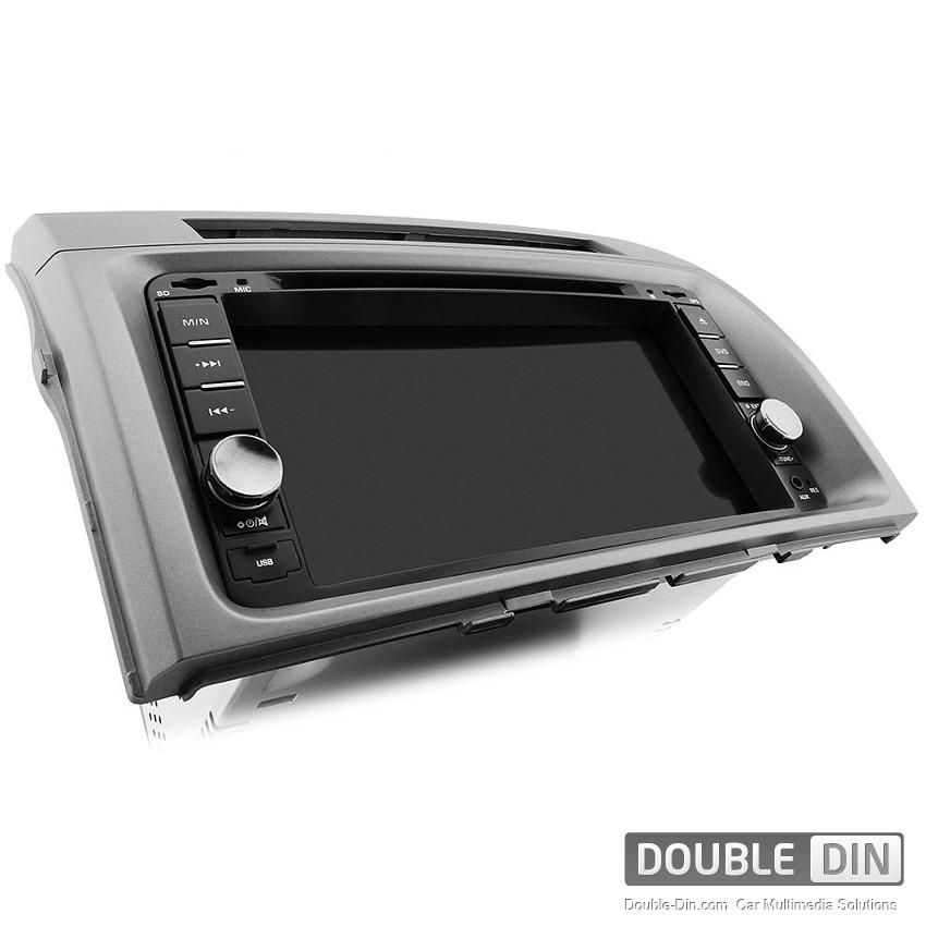 Навигация / Мултимедия с Android 7.1 NOUGAT за Toyota Corolla Verso (2004-2009) - DD-Q071