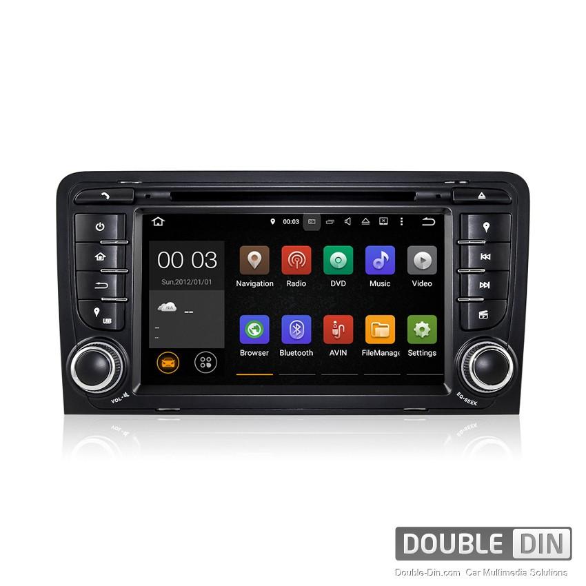 Навигация / Мултимедия с Android 6.0 или 7.1 за  Audi A3/S3 - DD-7047