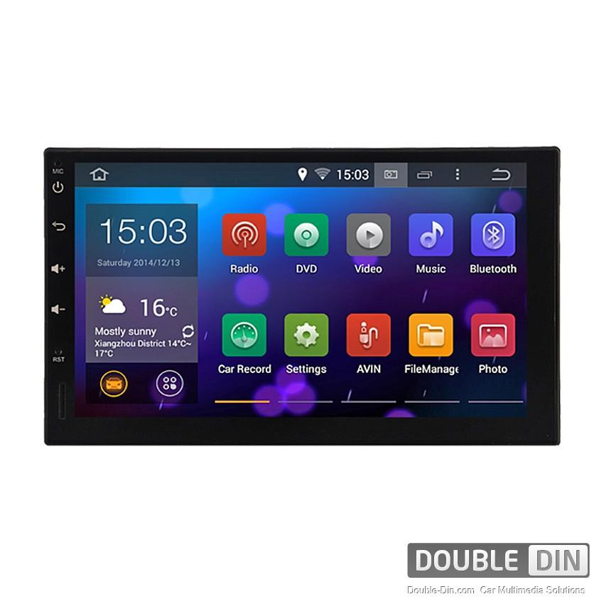 Универсална Навигация / Мултимедия с Android 5.1 - DD-9907