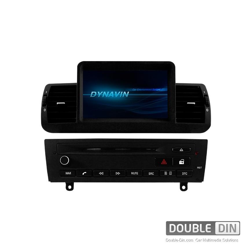 Навигация / Мултимедия DYNAVIN за BMW E81/E82/E87/E88 - N6-E8X