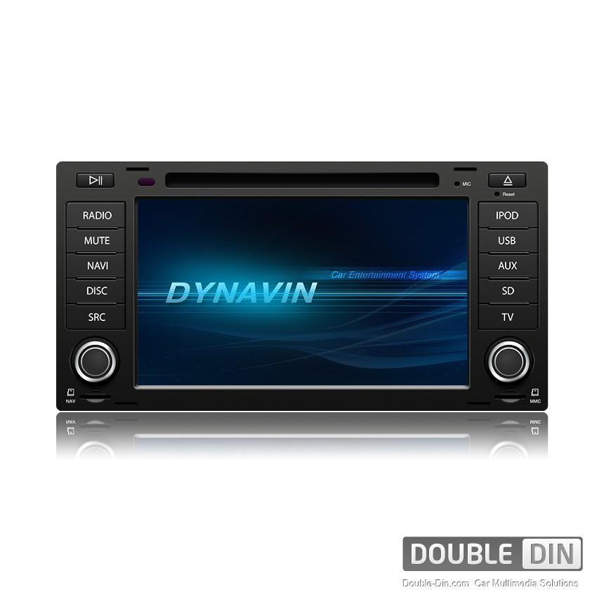 Навигация / Мултимедия DYNAVIN за VW Touareg, T5 - N6-VWTG