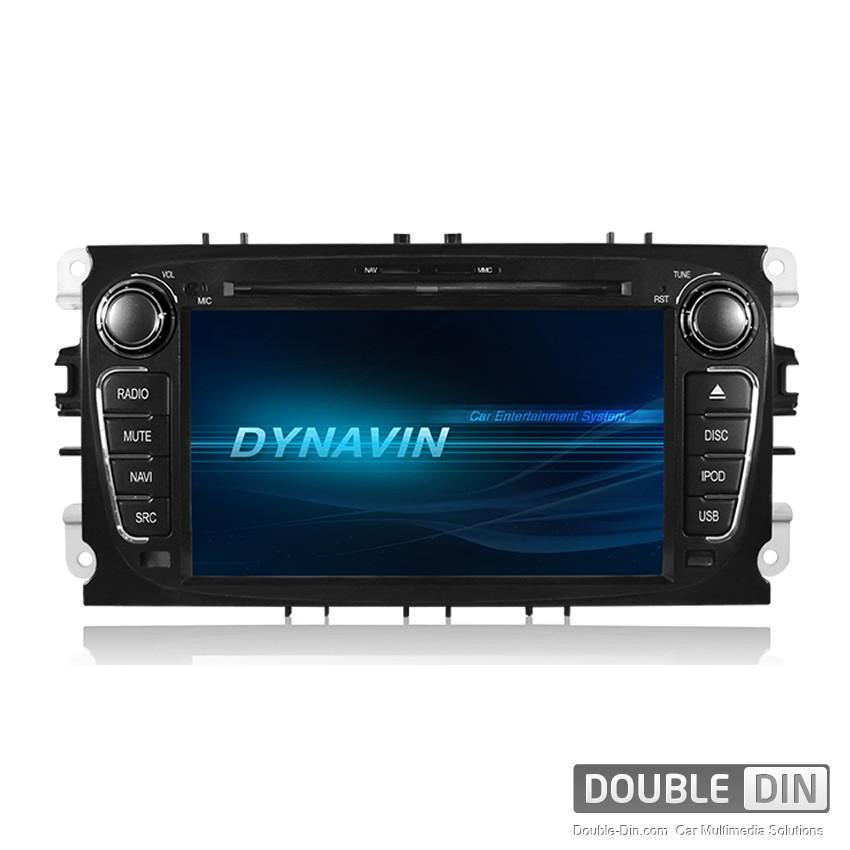 Навигация / Мултимедия DYNAVIN за Ford Mondeo, Focus, S-Max - N6-FD
